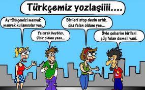 kaliteli türkçe