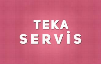 Özel Teka Servisi 7/24 Aktif Olarak Hizmetinizde